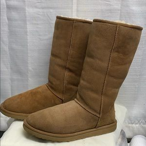 UGG Classic Tall Brown Boots